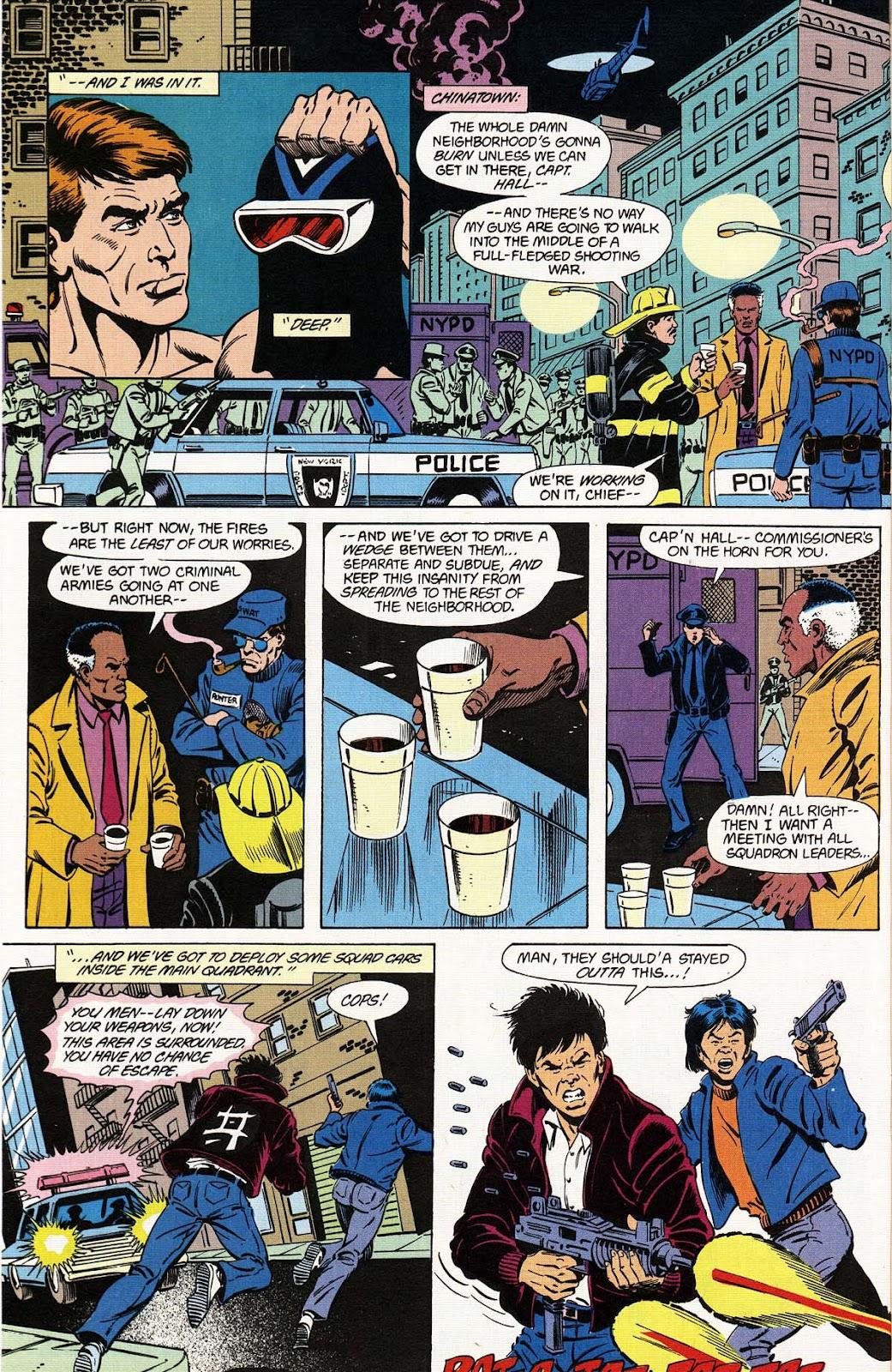 Vigilante (1983) issue 31 - Page 20