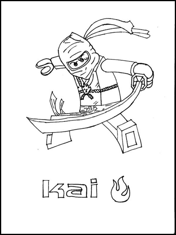 Lego Ninjago Kleurplaten.Desenhos Do Lego Ninjago Para Colorir