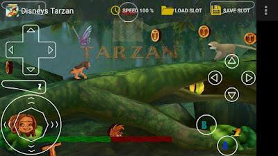 طريقة تحميل لعبة طرزان Tarzan الأصلية للاندرويد بدون محاكي، ممتعة جدا