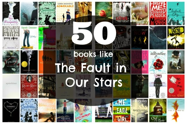 Books like the Fault in Our Stars