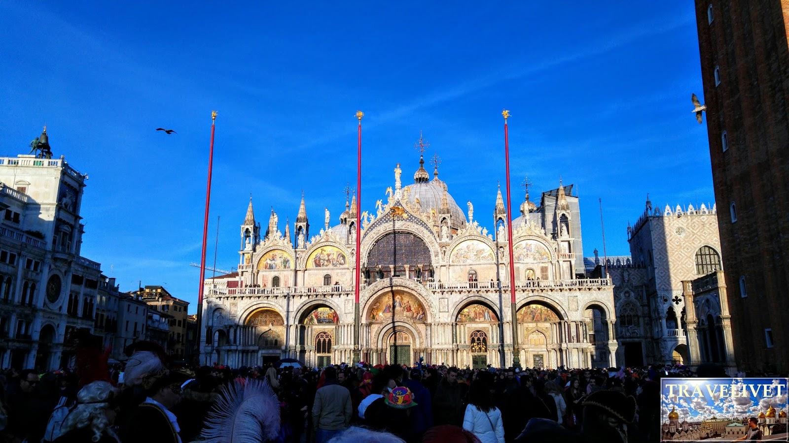 Venise La Basilique Saint Marc