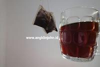 cara hilangkan jerawat dengan teh basi yang cepat