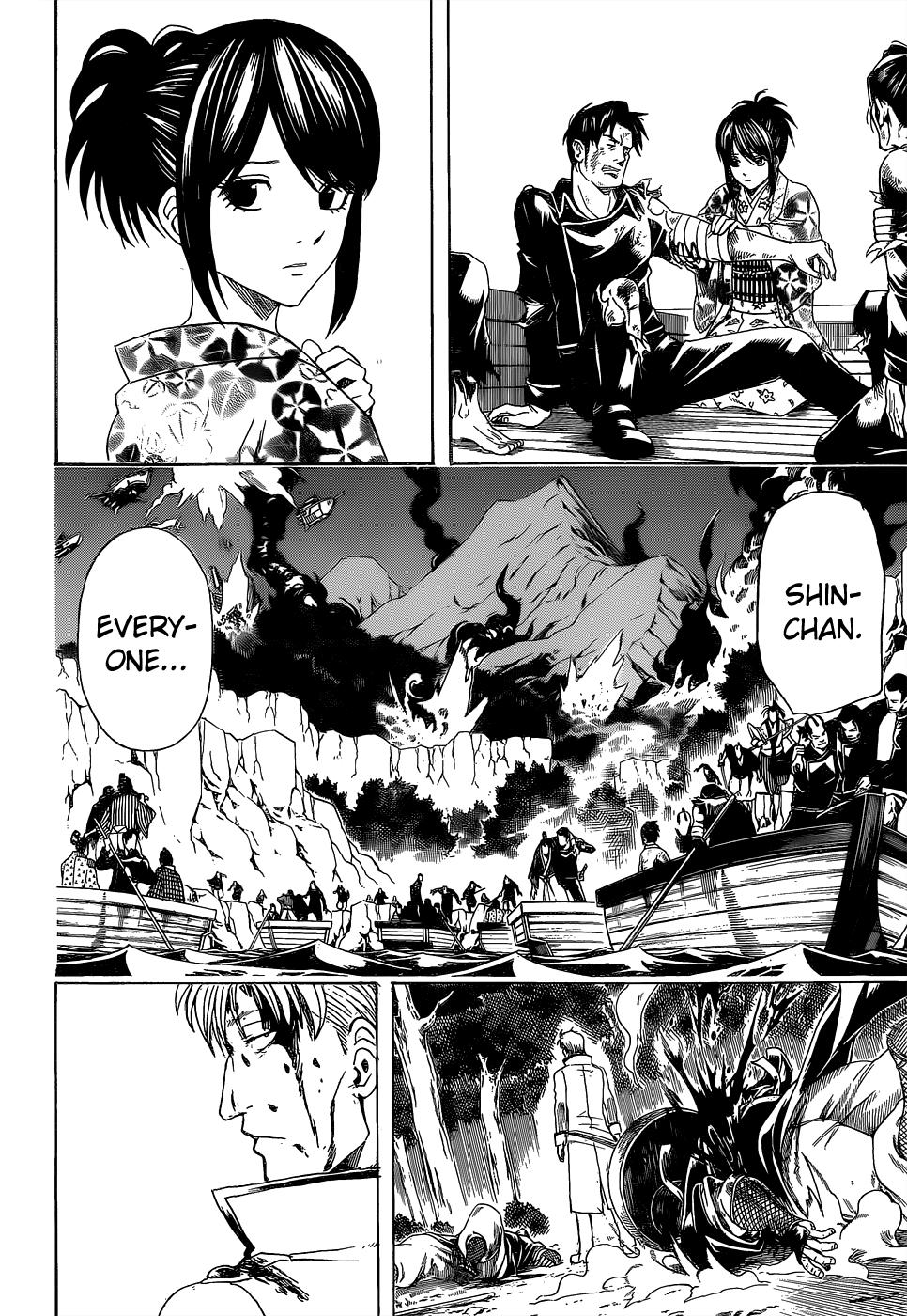 Gintama - Chapter 549