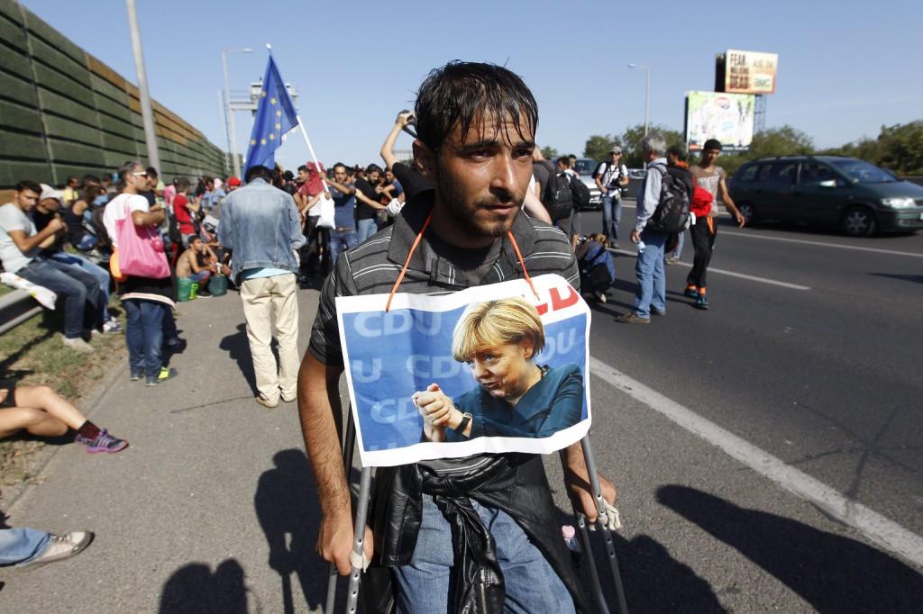 Angela Merkel, illegális bevándorlás, migráció, Németország, Willkommenskultur,