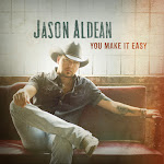 Jason Aldean - You Make It Easy - Single Cover