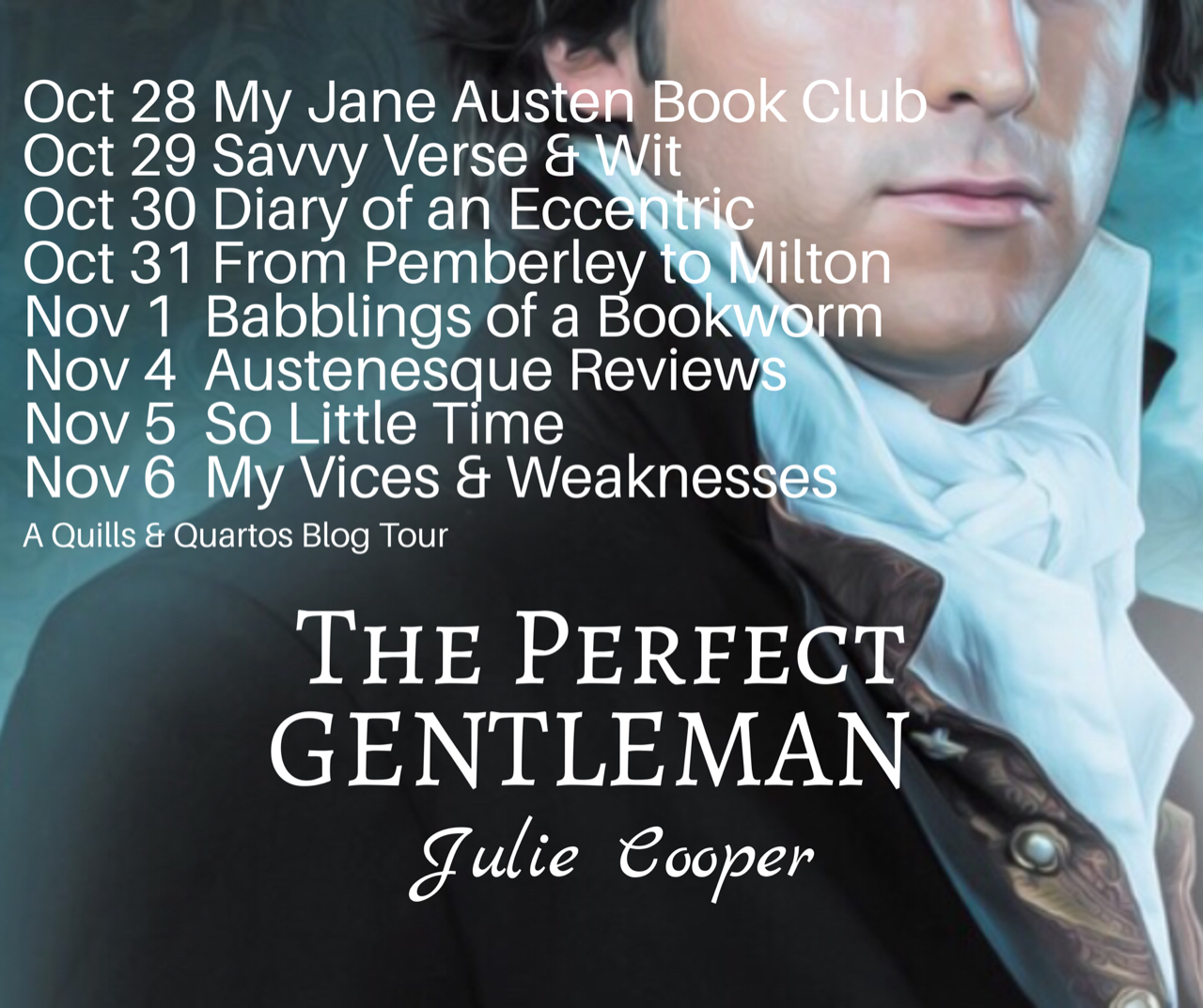 The Perfect Gentleman by Julie Cooper