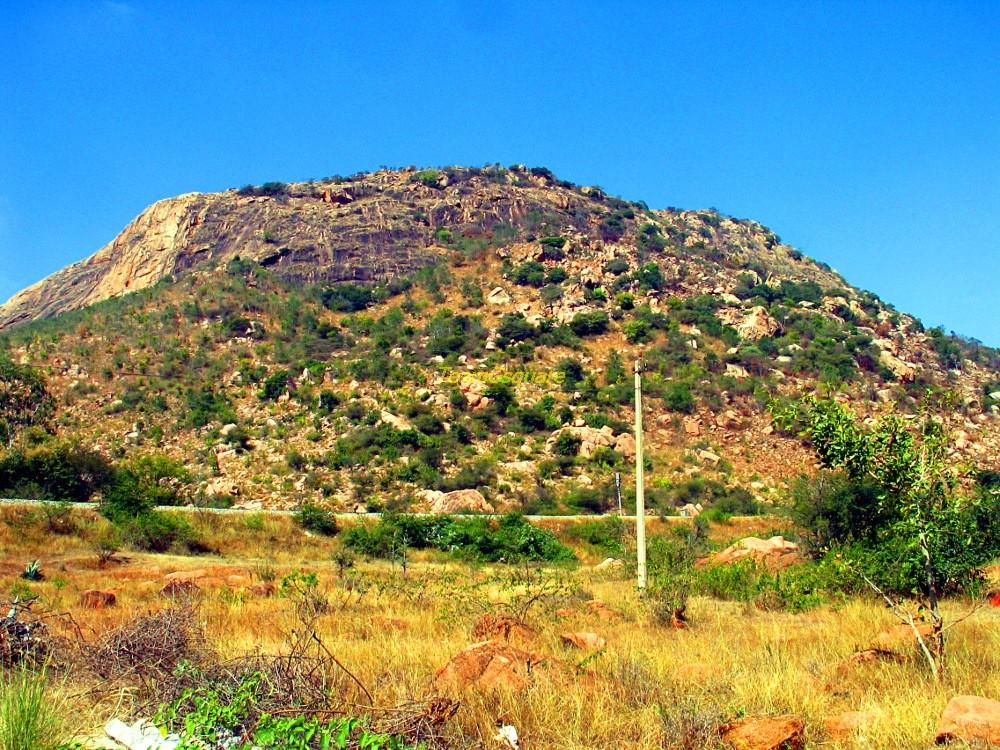 Makalidurga Fort