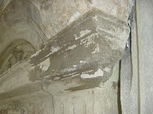 Sandsteinreparatur Sandsteinersatzmasse Sandsteinersatzmörtel Stuck Belz