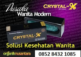 Jual crystal x asli original PT Nasa harga resmi harga normal