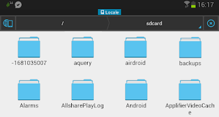 schermata EZ Gestore file