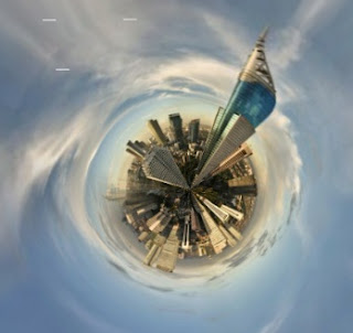 Cara Edit Foto Di Pics Art Membuat Efek Tiny Planet