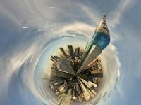 Cara Edit Foto Di Pics Art Membuat Efek Tiny Planet