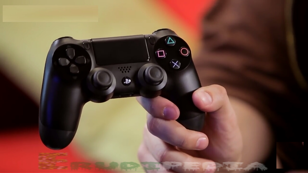 PS5 Touchscreen Dual-Shock Controller Sony patent reveals big PS4 controller change for playstation 5