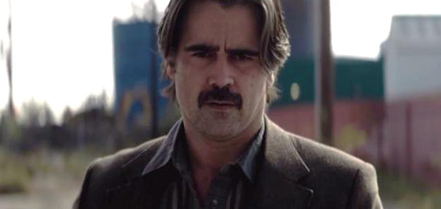 Colin Farrell în Sezonul Doi al serialului True Detective