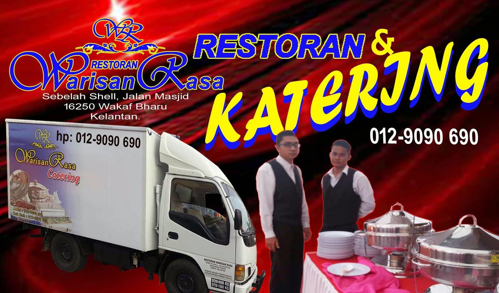 Katering Restoran Warisan Rasa March 2017