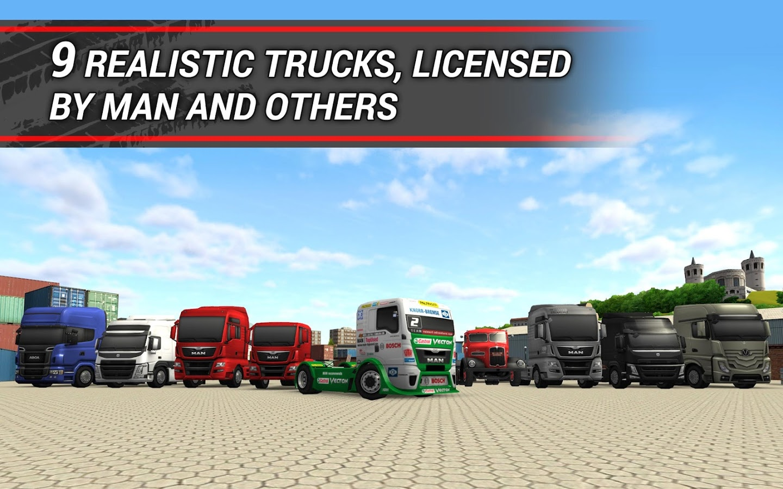 Truck Simulation 16 MOD APK ~ GETPCGAMESET