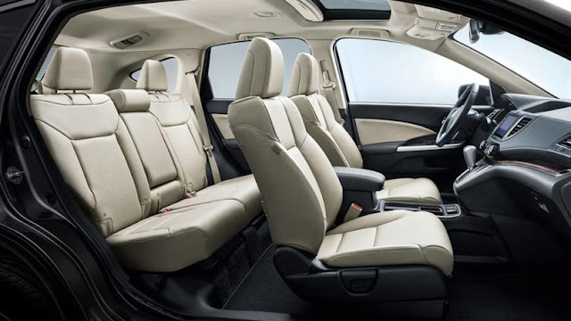 2017 Honda New  CR V California Best SUV