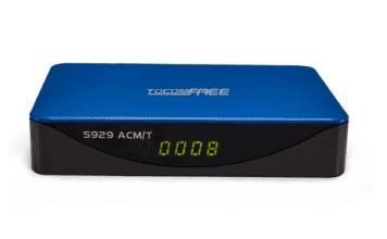 TOCOMFREE S929 ACM/T NOVA ATUALIZAÇÃO V1.1.5 - 16/11/2017