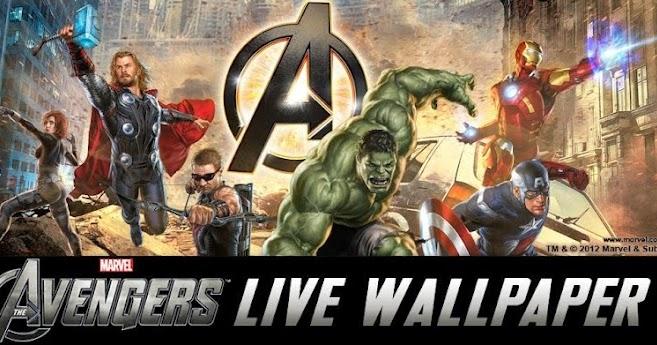 The Avengers Live Wallpaper Full v1.7 (Android) - TODO ...