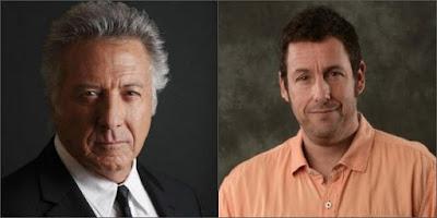 Noah Baumbach escala Dustin Hoffman e Adam Sandler para novo filme