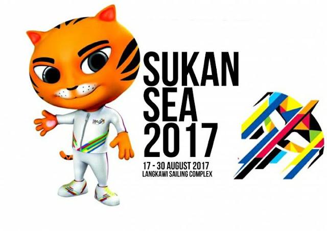 Siaran Langsung Sukan SEA 2017