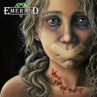 "Emerald - ""Train of Unbelief"" (audio) from the album ""Voice for the Silent"""