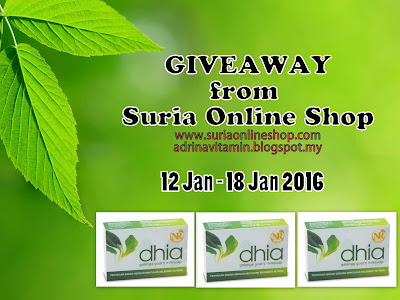 http://adrinavitamin.blogspot.my/2016/01/giveaway-from-suria-online-shop.html