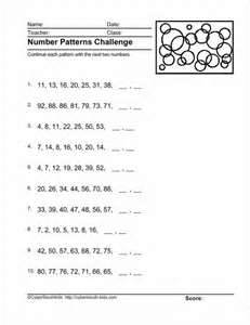 ks3 maths number patterns 1000 free patterns. Black Bedroom Furniture Sets. Home Design Ideas