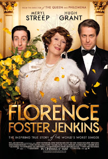 Florence Foster Jenkins (2016) Movie Review