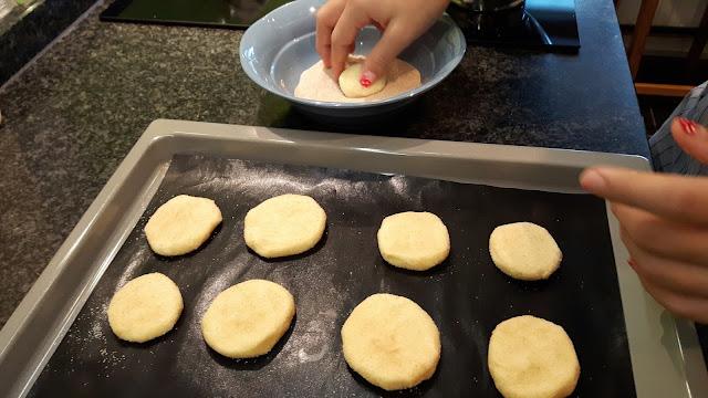Rezept für Snickerdoodles-Cookies