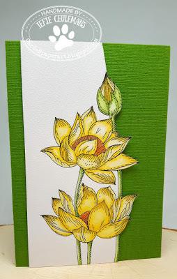 Aquarel bloemen