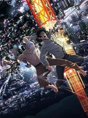 Inuyashiki (11/11) | Carpeta contenedora | Sub español | Mega