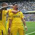 Boca aplastó 4-0 a Belgrano en la Bombonera y se mantiene firme en la punta