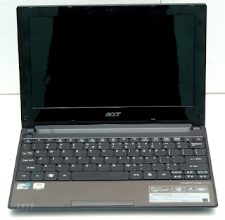 Jual netbook bekas Acer D255