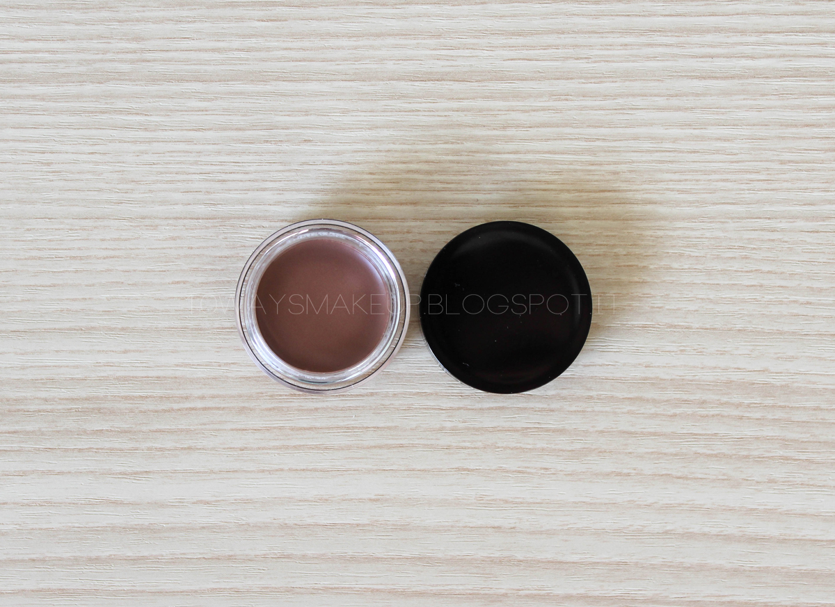 Inglot Brow Gel 14 swatch