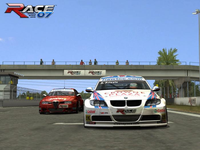 Race 07 The Wtcc Game PC Game |Mediafire|