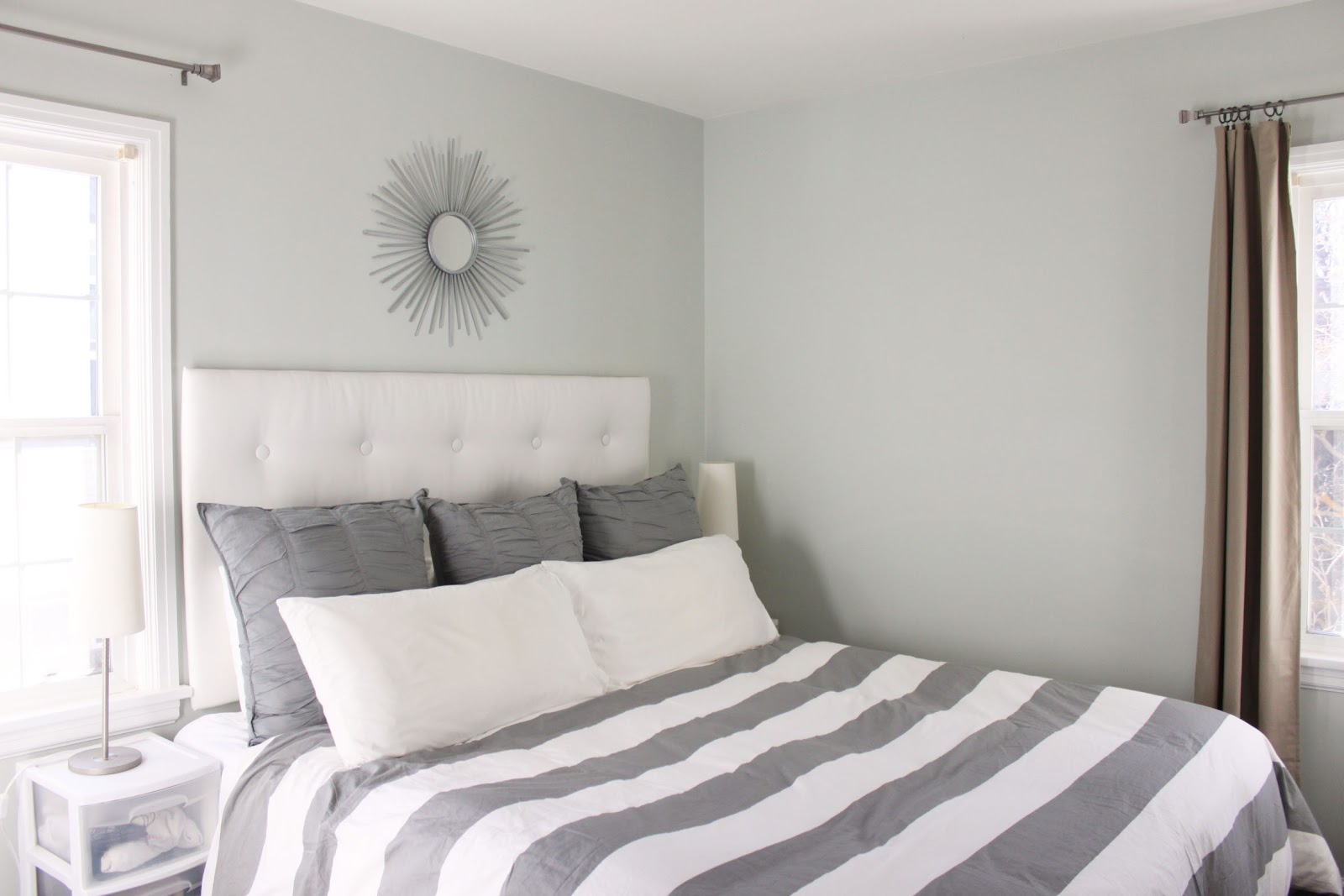 Numbered Street Designs: West Elm Bedding And A Crazy Good