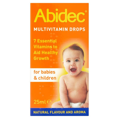 what is the best multivitamin for infants