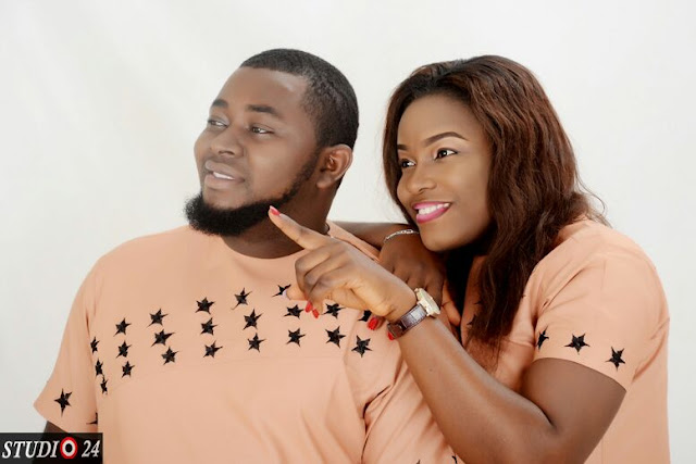 Blogger Nnadi Nnaemeka Donatus Announces The Date Of His White Wedding With His Wife Attama Uche