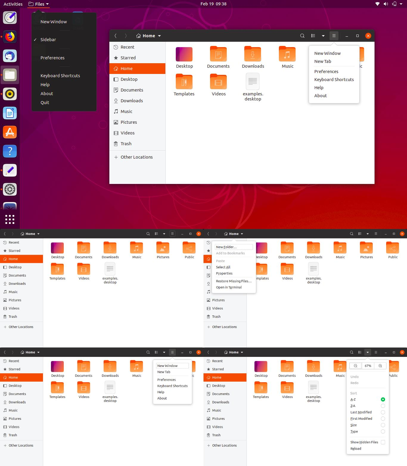 Ubuntu 1904 Flavours Whats New Ubuntu 1904 is out and so too