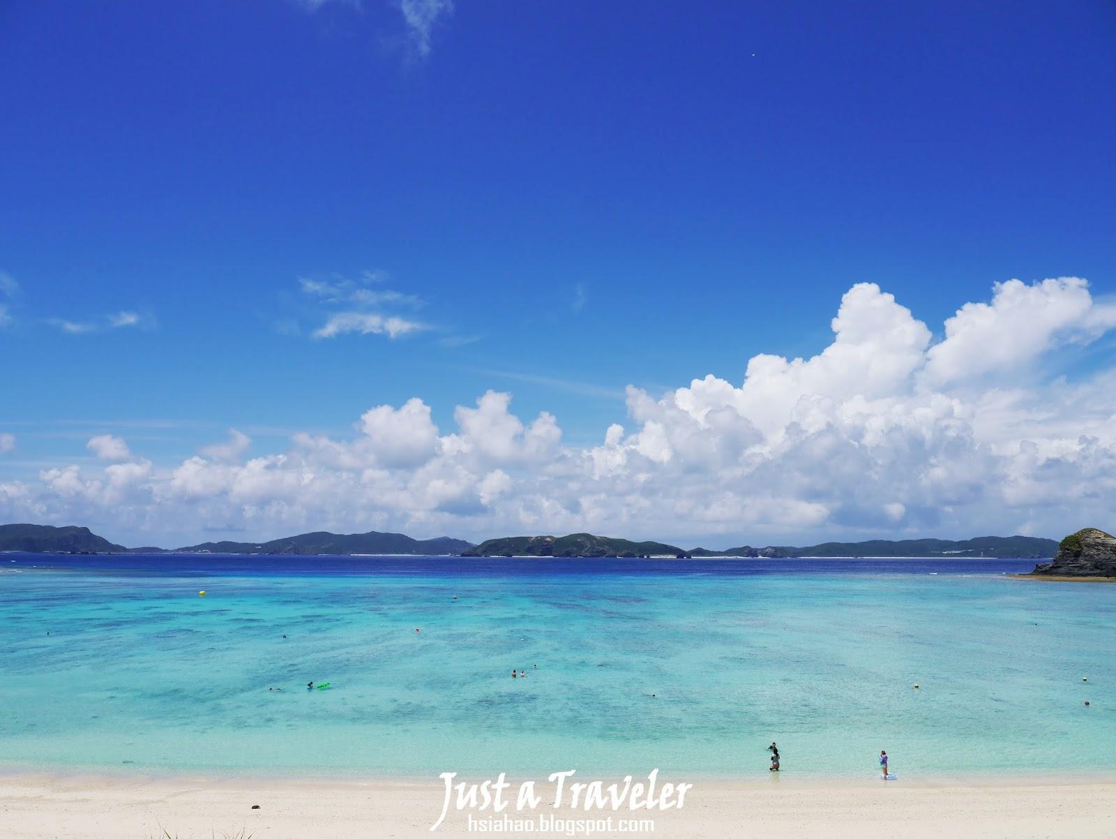 沖繩-海灘-推薦-渡嘉志久海灘-Tokashiku Beach-とかしくビーチ-Okinawa-beach-recommendation
