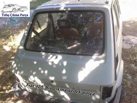 Fiat 126 Bis çıkma yedek parçaları