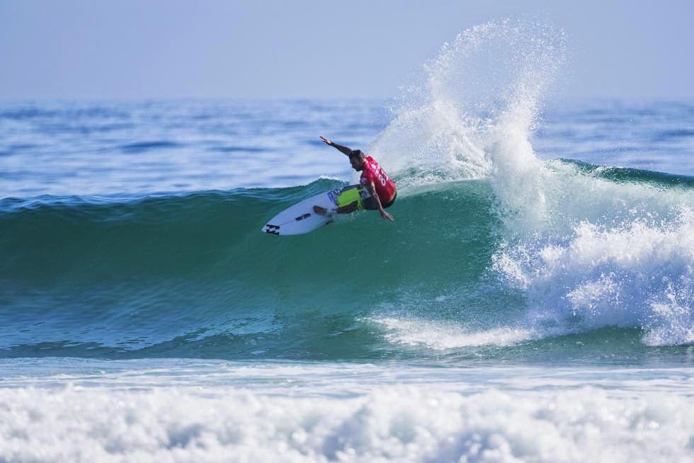 6 Quiksilver Pro Gold Coast 2015 Joel Parkinson Foto WSL Kelly Cestari
