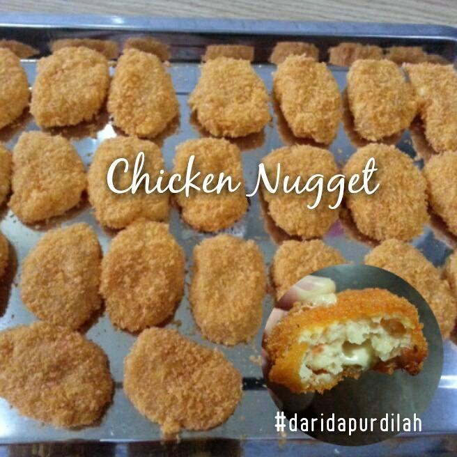 Resepi : Homemade Chicken Nugget