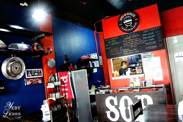 Sons of Burger in Antipolo City