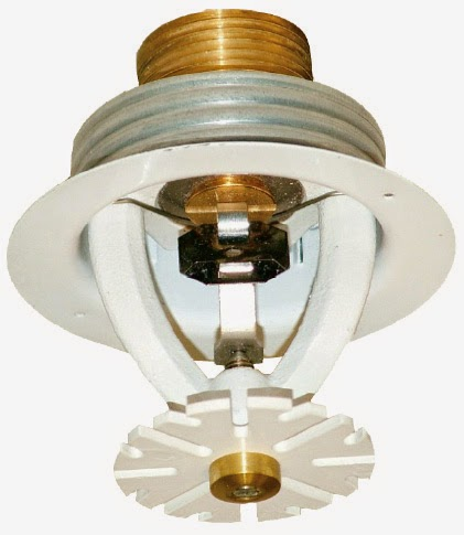 Fire Fighting System: Extended Coverage Sprinklers