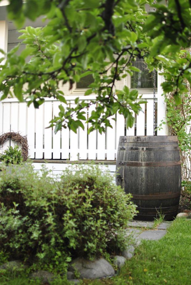 måla tegel farstukvist veranda hannashantverk.blogspot.se ektunna