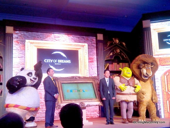 DreamPlay at the City of Dreams Manila Soon!