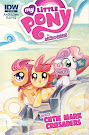 My Little Pony Micro Series #7 Comic Cover Retailer Incentive Variant