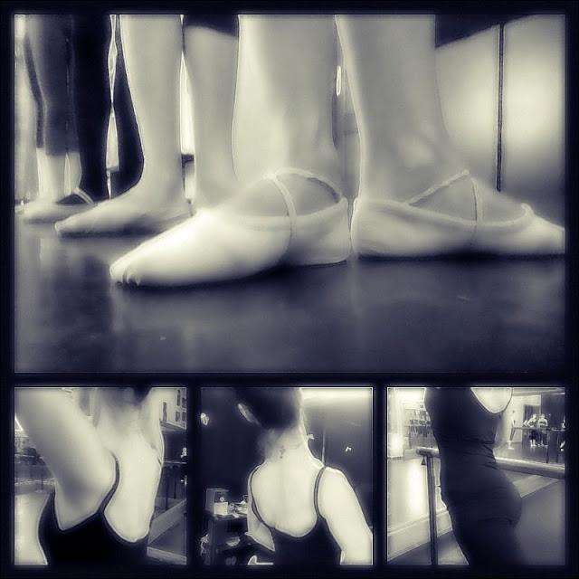 Ser Constante y Perseverar en la Danza